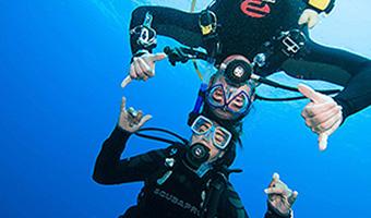 Open Water Diver ¡Empieza la Aventura!