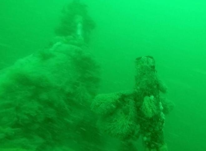 El submarino alemán