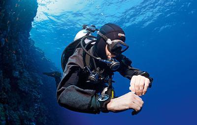 Continuar buceando, el programa Extended Range Nitrox Diving