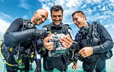 Continuar buceando, fotografía digital subacuática (1)
