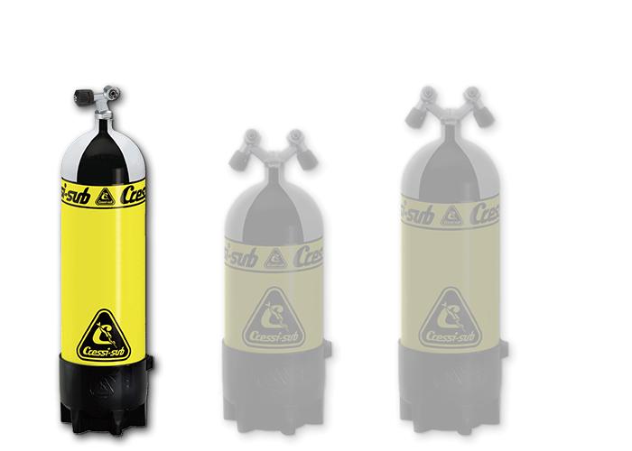 Botella de Buceo