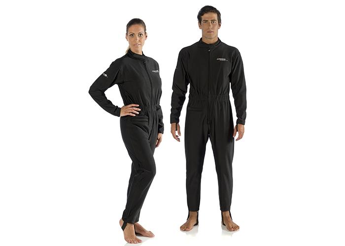 Complemento interior para traje seco