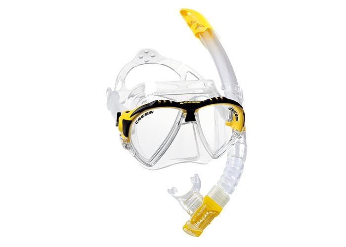 Kit máscara + tubo