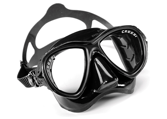 Máscara buceo
