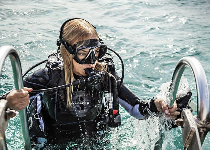 Try Dive RESERVATION