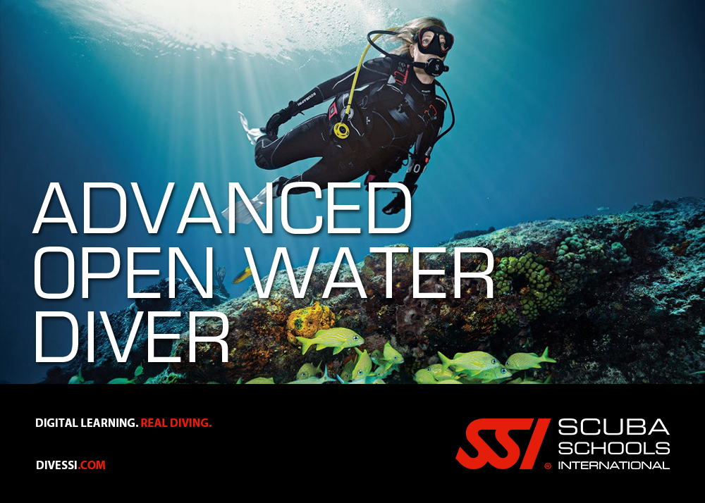 Advanced Open Water Diver Pack