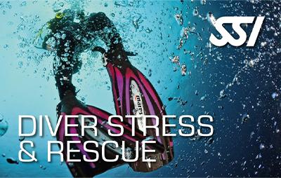Especialidad Stress & Rescue Diver