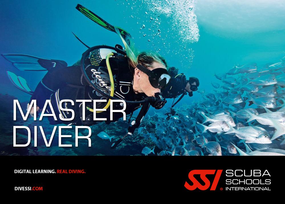 Master Diver Pack