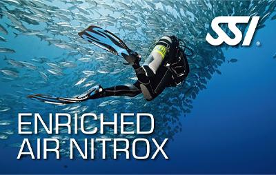 Especialidad Nitrox (con inmersiones)