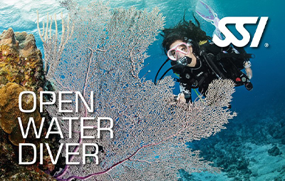 Open Water Diver en 2 fines de semana