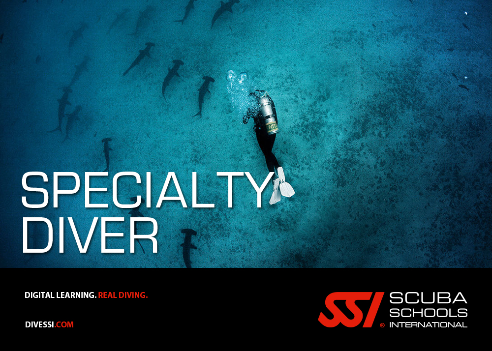 Specialty Diver Pack